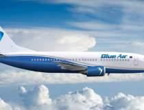 Blue Air: Avionul de la Cluj...