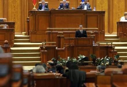 Salariile alesilor revin pe agenda Parlamentului. Deputatii vor decide soarta ordonantei Oprea