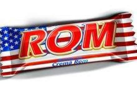 Ciocolata Rom isi pune pe ambalaj steagul american ca sa porneasca o dezbatere despre valorile romanesti
