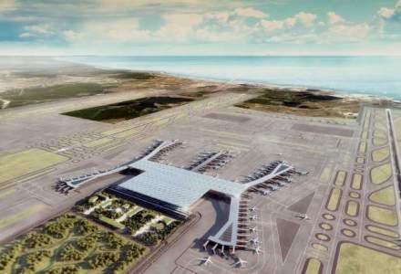Cel mai mare aeroport din lume este in constructie la Marea Neagra. Va costa 7 MLD. dolari