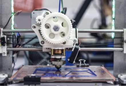 Proiect cu finantare europeana de un milion de euro, pentru printarea 3D a pieselor auto