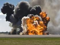 Explozie puternica in centrul...