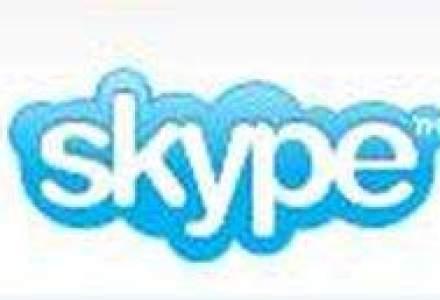 Romania si Bulgaria au fost scoase din oferta de servicii a Skype
