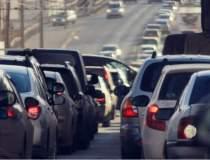 Traficul in zona Eroilor nu...