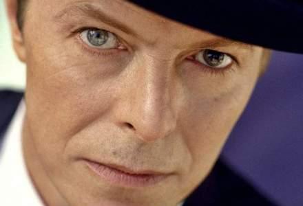 O constelatie din apropierea planetei Marte a primit numele David Bowie