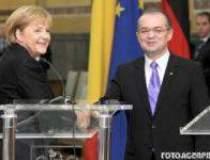 Merkel, catre Boc: Firmele...