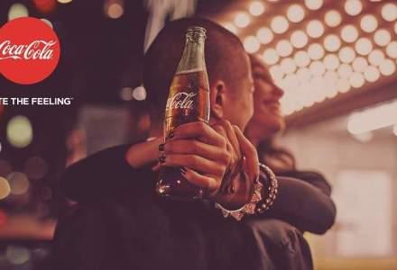 Noua strategie globala de marketing a Coca-Cola, One Brand, reuneste pentru prima ora toate produsele sub acelasi brand iconic