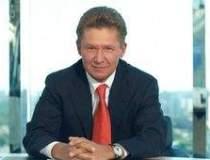 Presedintele Gazprom, la...