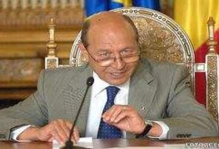Basescu: Un nou acord cu FMI, echivalentul unei linii de credit deschisa