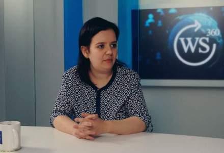 """Vloggerita Jamila Cuisine, la WALL-STREET 360: Barbatii gatesc mult! Nu sunt insa atat de """"vocali"""""""
