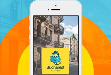 Doi tineri au investit 25.000 euro in prima aplicatie care pune Bucurestiul in telefoanele localnicilor