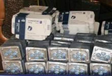 Medicamentele contrafacute - O piata ce sare de 100 mil. dolari
