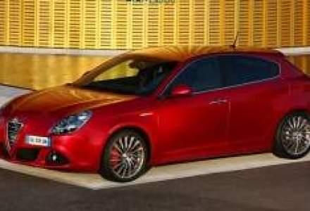 Alfa Romeo Giulietta, disponibila din noiembrie in Romania