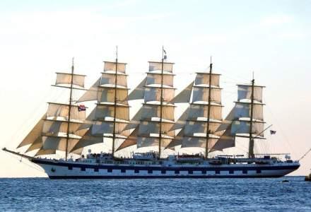 Una dintre cele mai luxoase nave din lume vine in Portul Constanta