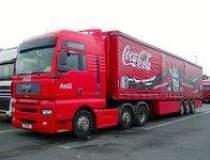 Vanzarile Coca-Cola in...