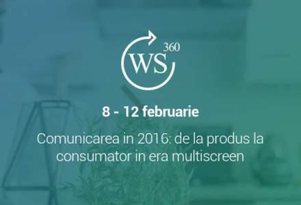 WALL-STREET 360: Comunicarea in 2016: de la produs la consumator in era multiscreen