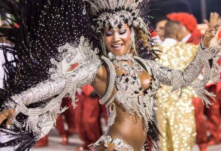A inceput Carnavalul de la Rio de Janeiro