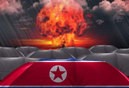 Coreea de Nord, suspectata ca a testat o racheta intercontinentala