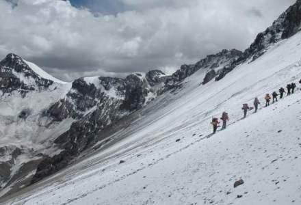 Record mondial: la 12 ani, o romanca a atins varful Aconcagua din Argentina (6.960 metri)