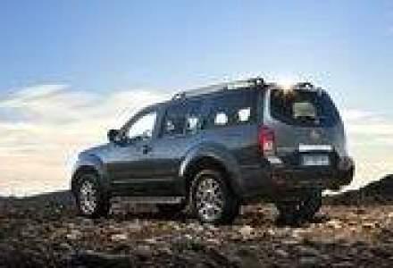Nissan recheama pentru reparatii 2,14 mil. masini