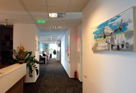 Cum a reusit un arhitect sa faca din activitatea de zi cu zi o arta: in vizita la birourile IB Cargo