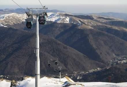 "Romania are, in sfarsit, cea mai ""inalta"" telegondola, care ajunge la 2.000 de metri"