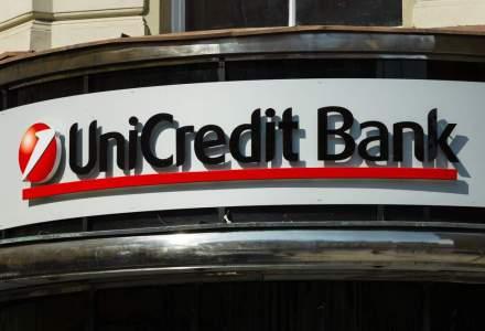 UniCredit Bank raporteaza pe 2015 un profit net consolidat de 270 milioane de lei, in crestere cu 87%
