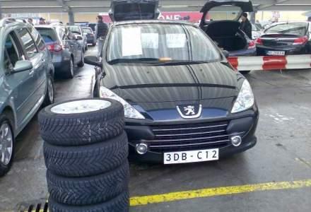 In Targul Autovit au fost aplicate amenzi de peste 30.000 euro