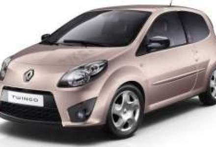 Renault a lansat in Romania modelul Twingo