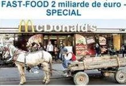 Revista presei de business: Cum a mancat generatia fast-food 2 mld. euro