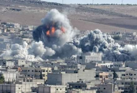 Fortele turce au atacat pozitii ale kurzilor in Siria