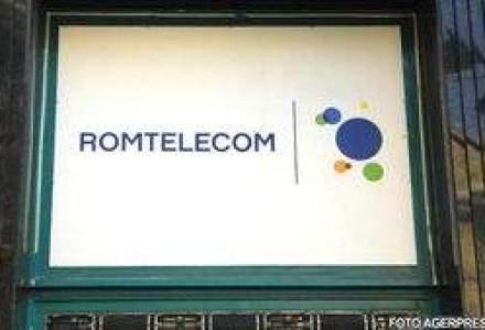 Afacerile Romtelecom scad cu 7,5% in primele noua luni