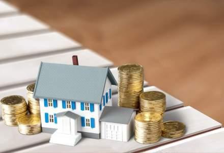 Cat de riscante sunt pentru banci creditele garantate cu ipoteca, inclusiv Prima Casa