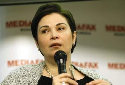 Delia Nica demisioneaza din fruntea Asociatiei Marilor Retele Comerciale dupa ce a lovit cu geanta un reprezentat al unui ONG