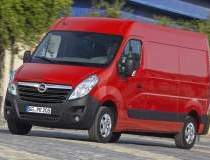 Noua generatie Opel Movano...