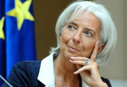 Christine Lagarde a obtinut un nou mandat de director general al FMI