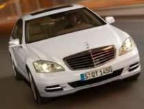 Mercedes reduce motorul...