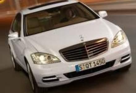 Mercedes reduce motorul S-Classe la 4 cilindri, prima data in istoria de 60 de ani a modelului