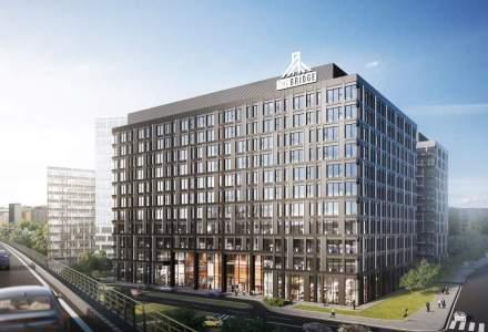 Forte Partners pariaza pe vestul Capitalei si pune la bataie 100 mil. EUR pentru proiectul de birouri The Bridge din Regie