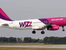 Un avion Wizz spre Targu...