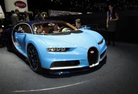 Bolizii de lux, Lamborghini si Bugatti, prezentati de VW la Geneva starnesc controverse dupa scandalul emisiilor