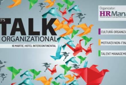 (P) Let's Talk ORGANIZATIONAL, 16 martie 2016, Hotel Intercontinental, Bucuresti