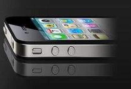 Vodafone aduce iPhone 4 inainte de sarbatori