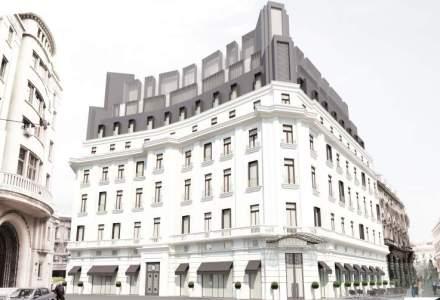 Hilton Worldwide deschide un nou hotel intr-o cladire monument istoric, in Centrul Vechi din Bucuresti