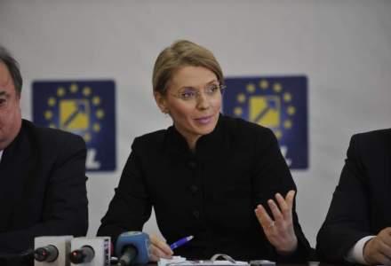 Alina Ghorghiu a fost audiata la Curtea de Apel Bucuresti, in dosarul fostului presedinte al Camerei de Comert si Industrie