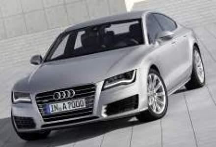 Audi a anuntat preturile A7 Sportback pentru Romania