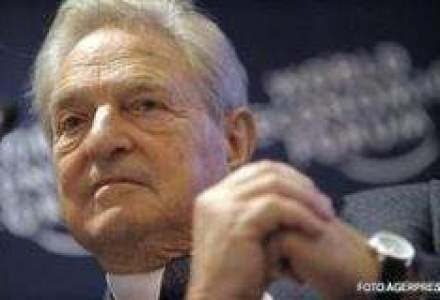 Cele mai mari plasamente ale lui Soros sunt in aur