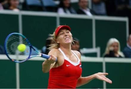 Maria Sharapova isi pierde sponsorii pe banda rulanta din cauza acuzatiilor de dopaj