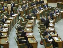 Sedinta Senatului suspendata...