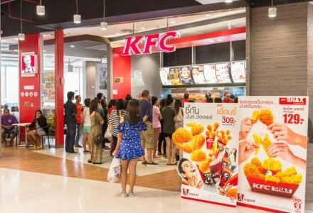 Lanturile de restaurante KFC si Pizza Hut angajeaza peste 450 de oameni in 2016